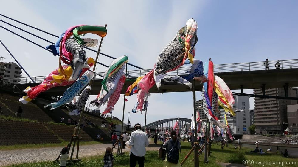 沼津こいのぼりフェスティバル