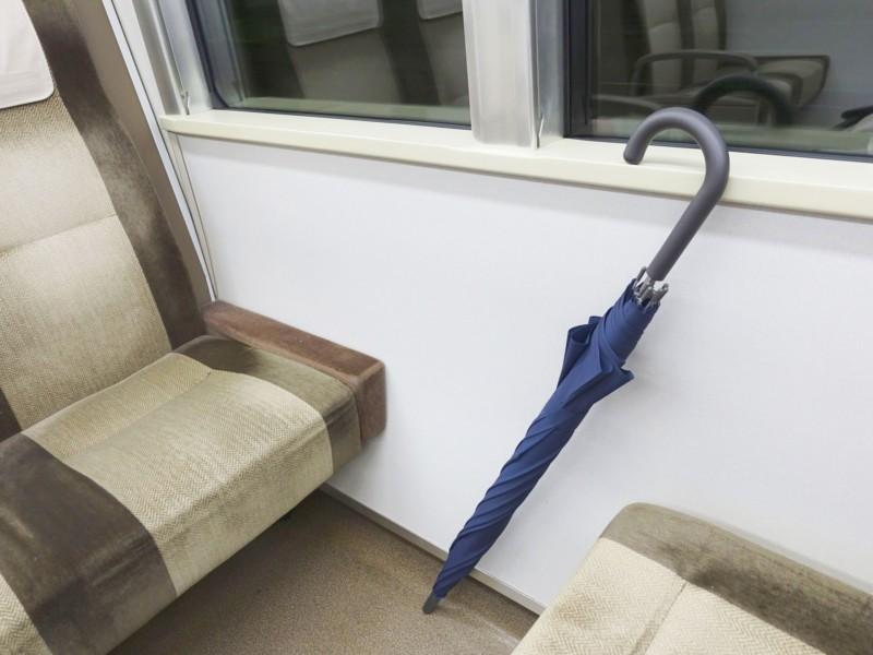 置き忘れた傘
