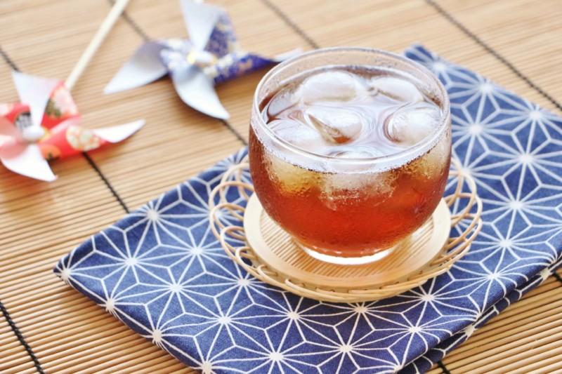 麦茶イメージ